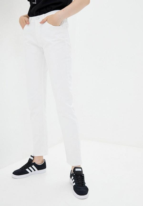 женские джинсы frankie morello, белые