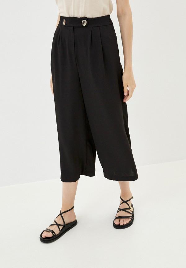 женские повседневные брюки befree, черные