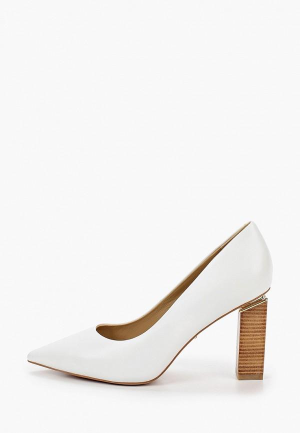 женские туфли с закрытым носом vitacci, белые