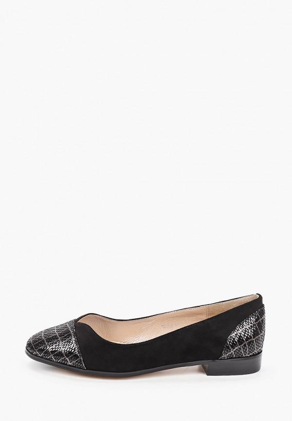 Туфли Ascalini Ascalini  черный фото