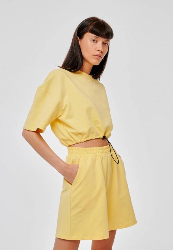 женский костюм eniland, желтый