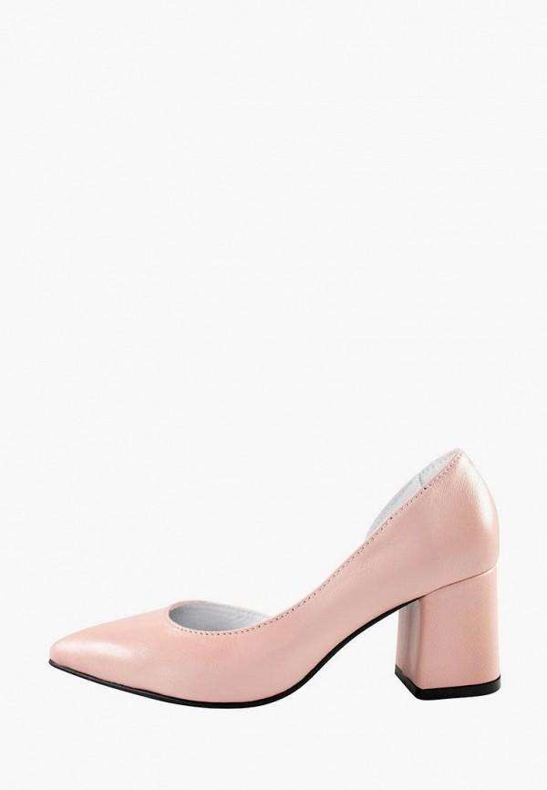 женские туфли alromaro, розовые