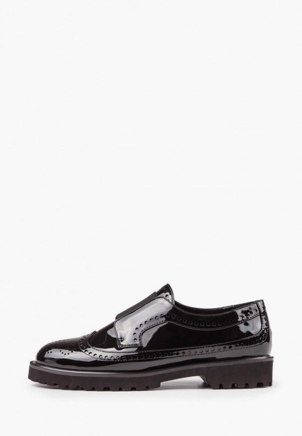 женские туфли baldi, черные