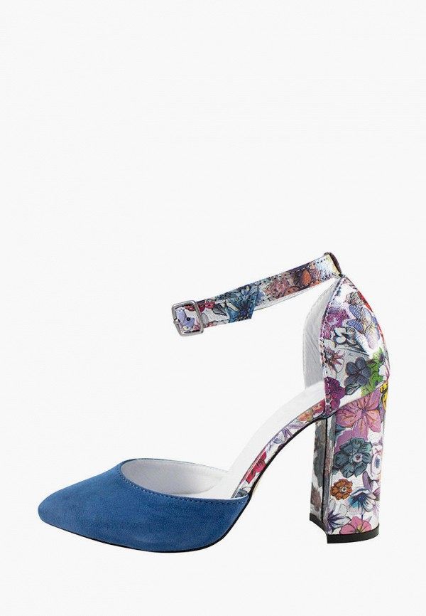 женские туфли alromaro, синие