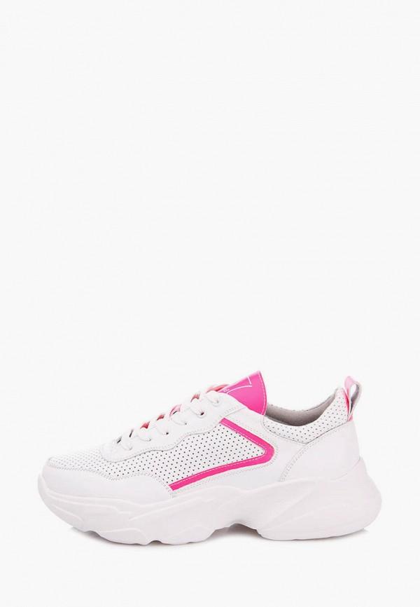 женские кроссовки bosa, белые