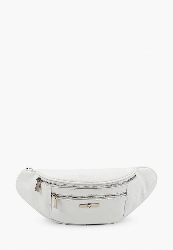 женская поясные сумка afina, белая