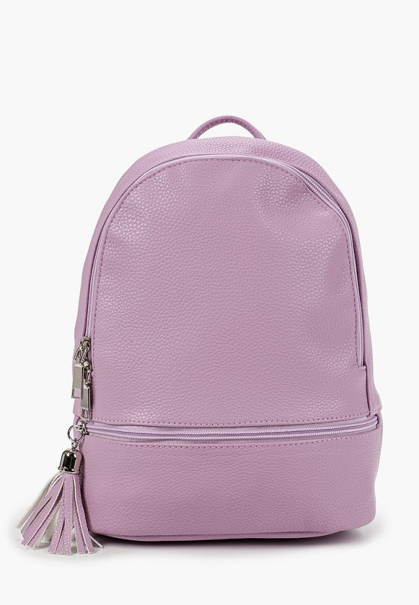 женский рюкзак antan, фиолетовый