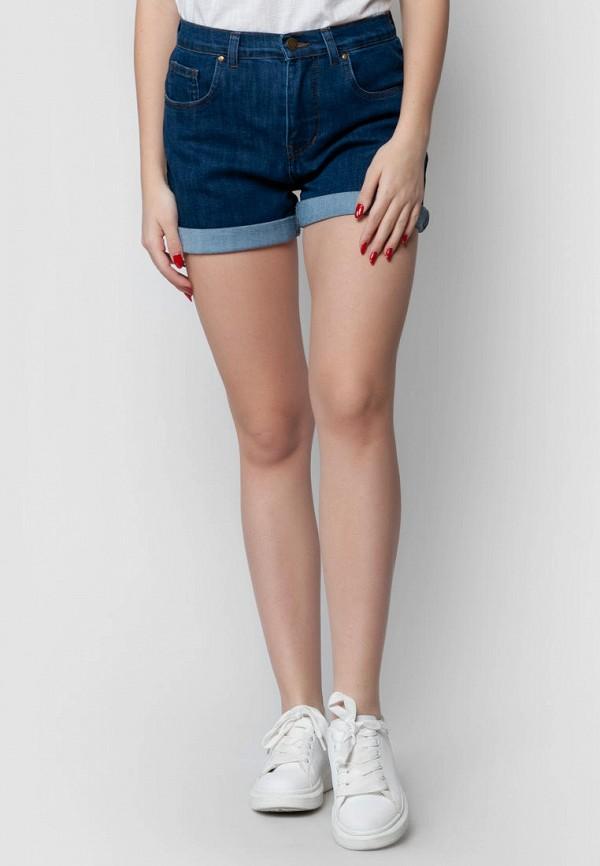 женские джинсовые шорты arber, голубые
