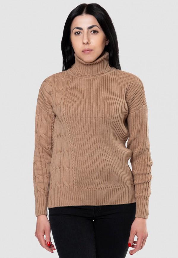 женский свитер arber, бежевый