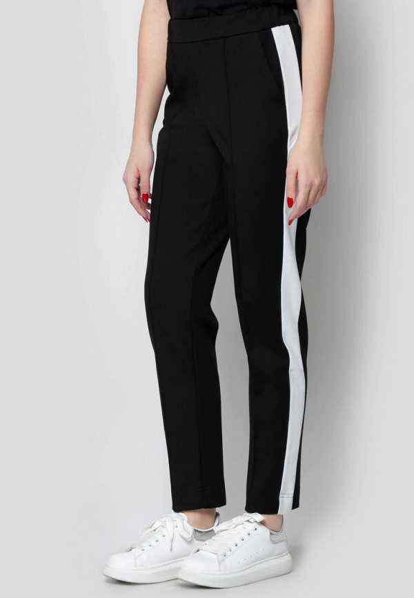 женские повседневные брюки arber, черные