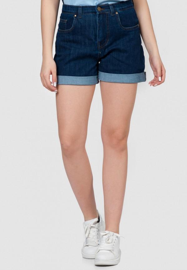 женские джинсовые шорты arber, синие