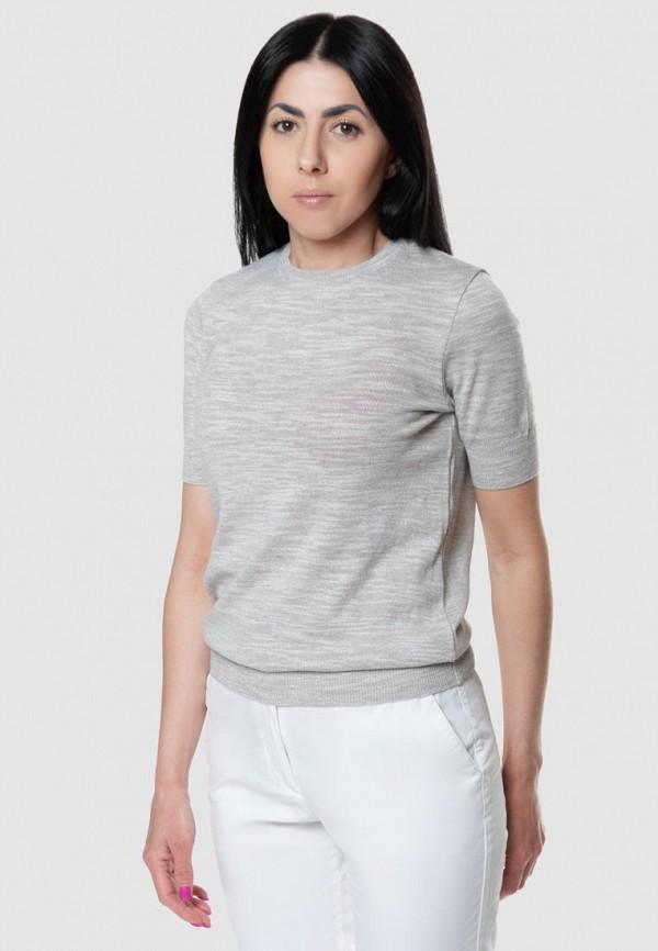 женский джемпер arber, серый