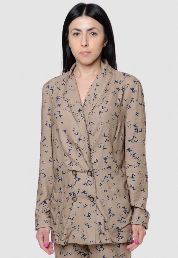 женский пиджак arber, бежевый
