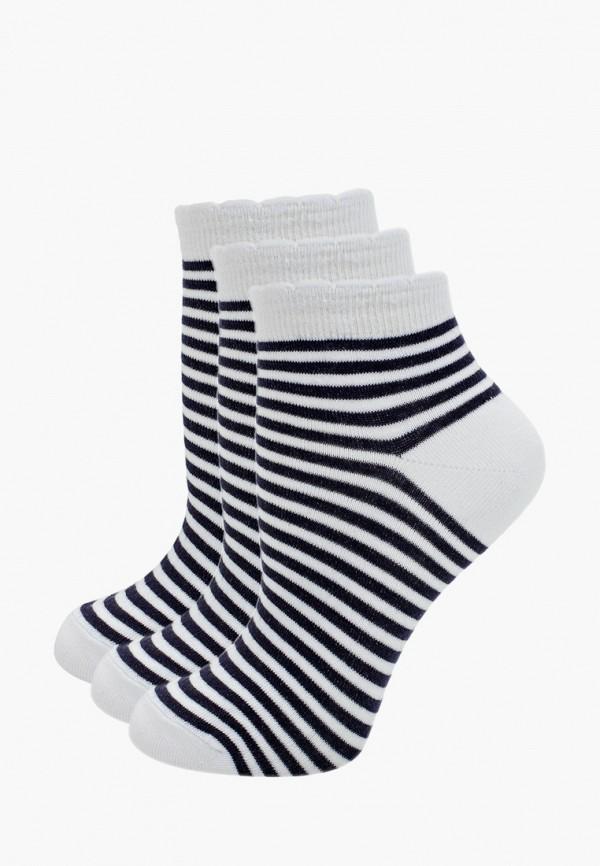 Носки 3 пары Pierre Cardin синего цвета