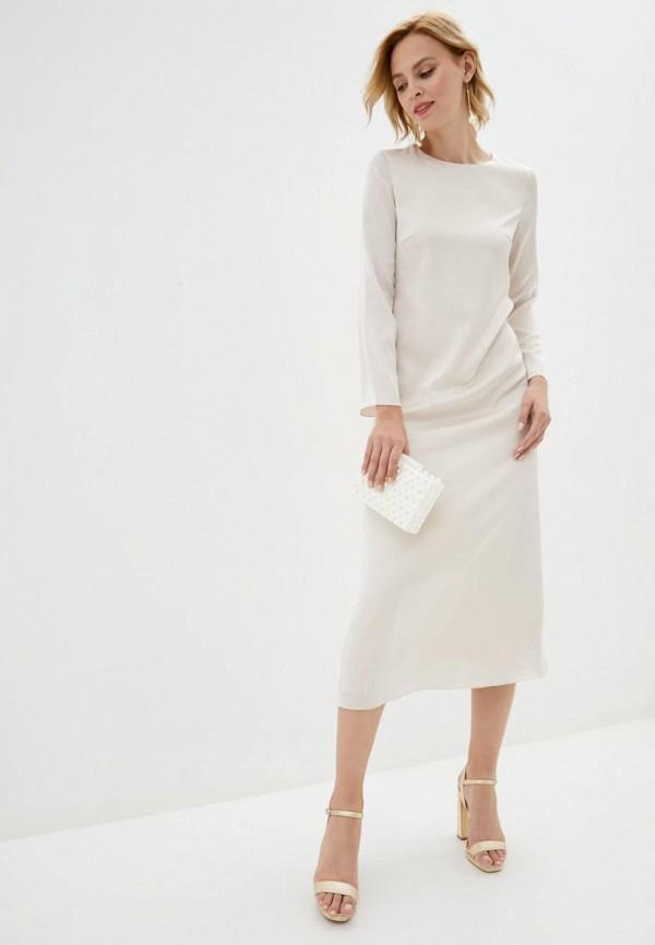 женское повседневные платье pearl fashion group, белое