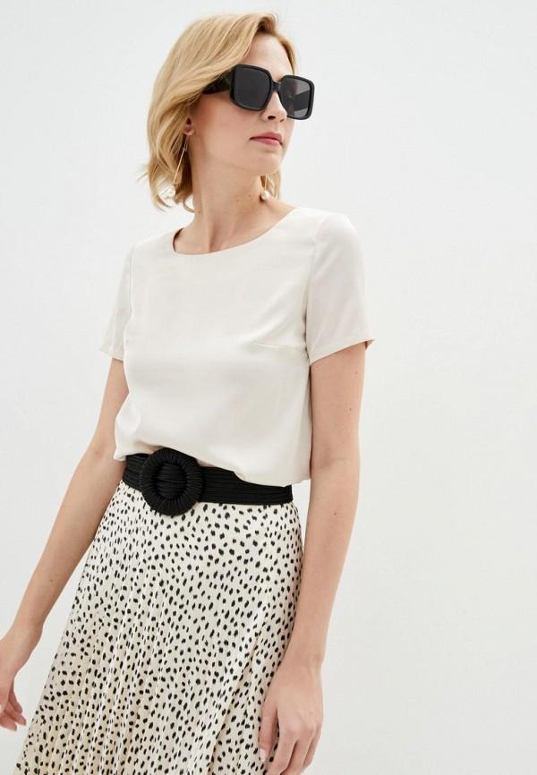 женская блузка pearl fashion group, белая