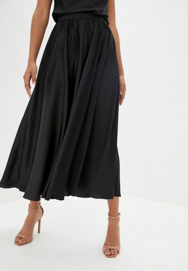 женская юбка pearl fashion group, черная