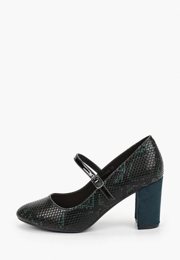 женские туфли t.taccardi, зеленые