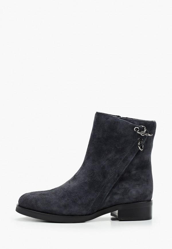 женские высокие ботинки just couture, серые