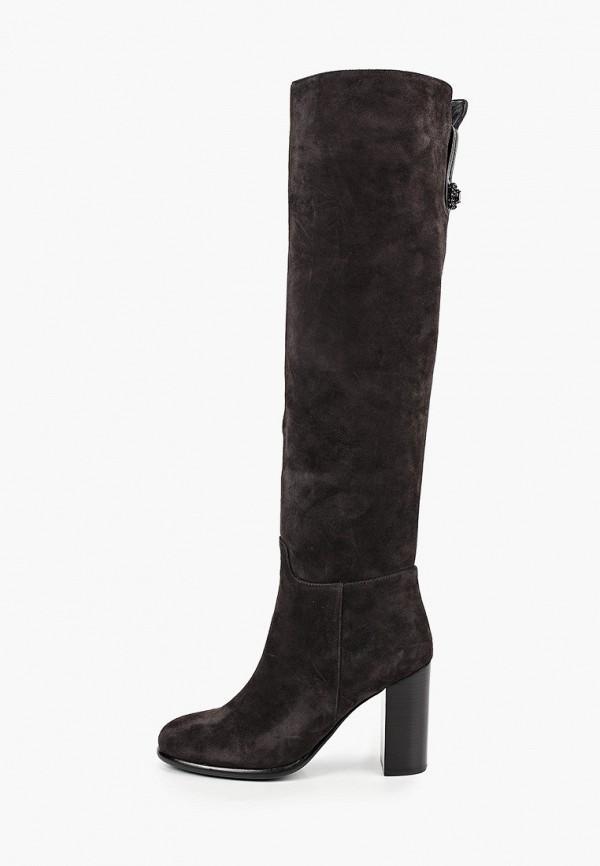 женские ботфорты just couture, серые