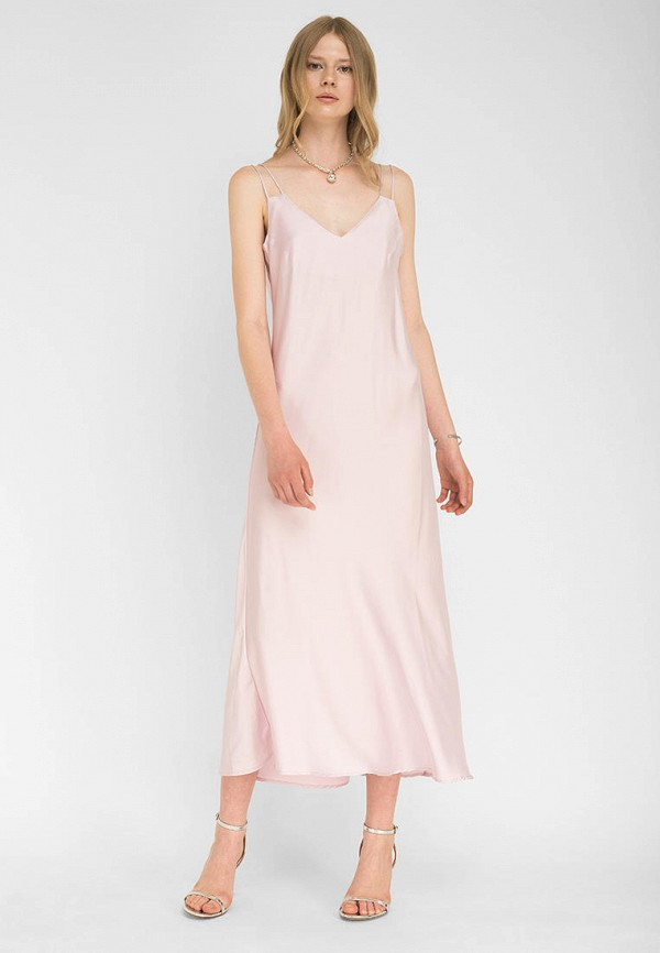 женское платье the hugs, розовое