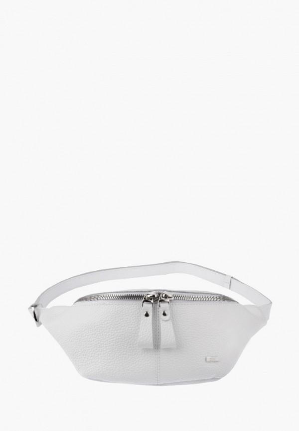 женская поясные сумка esse, белая