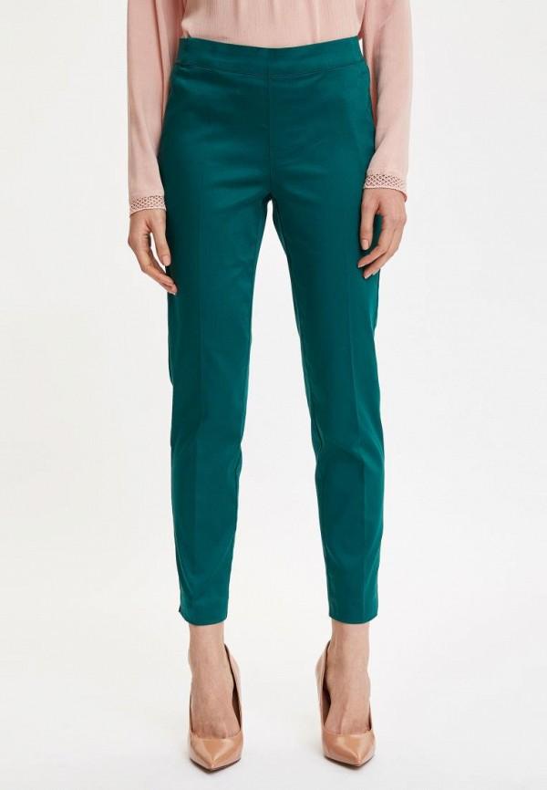 женские повседневные брюки defacto, бирюзовые