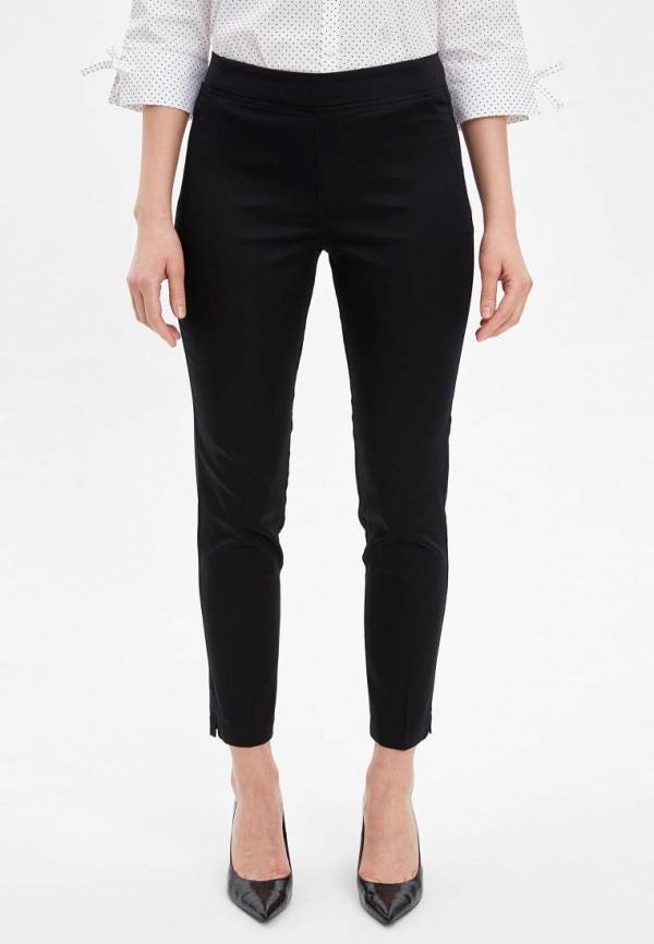 женские классические брюки defacto, черные