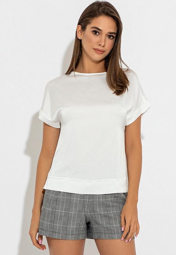 женская блузка itelle, белая