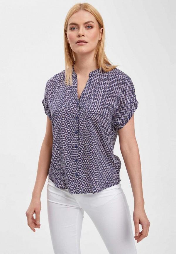 женская блузка defacto, фиолетовая
