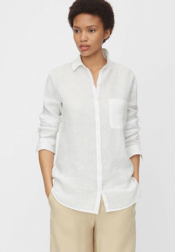 женская блузка marc o'polo, белая