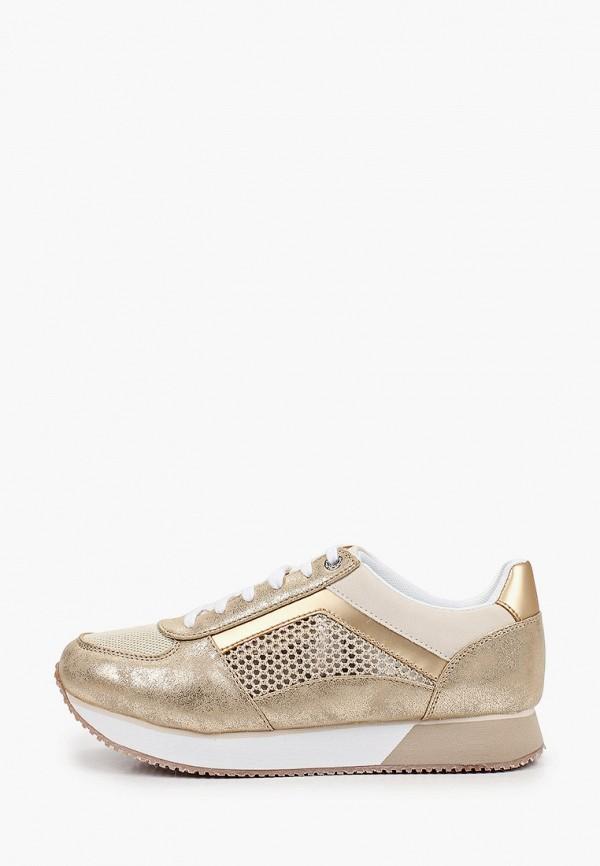 женские низкие кроссовки nexpero, золотые