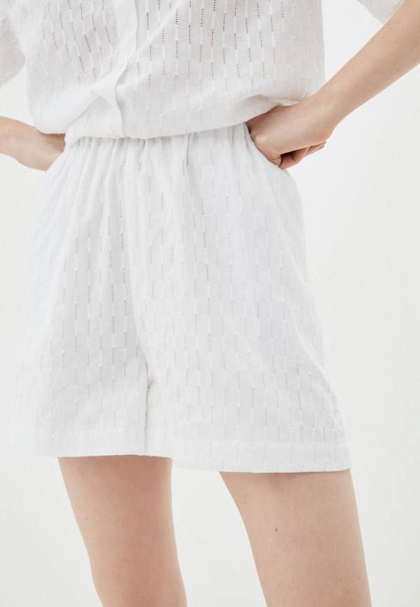 женские повседневные шорты week, белые