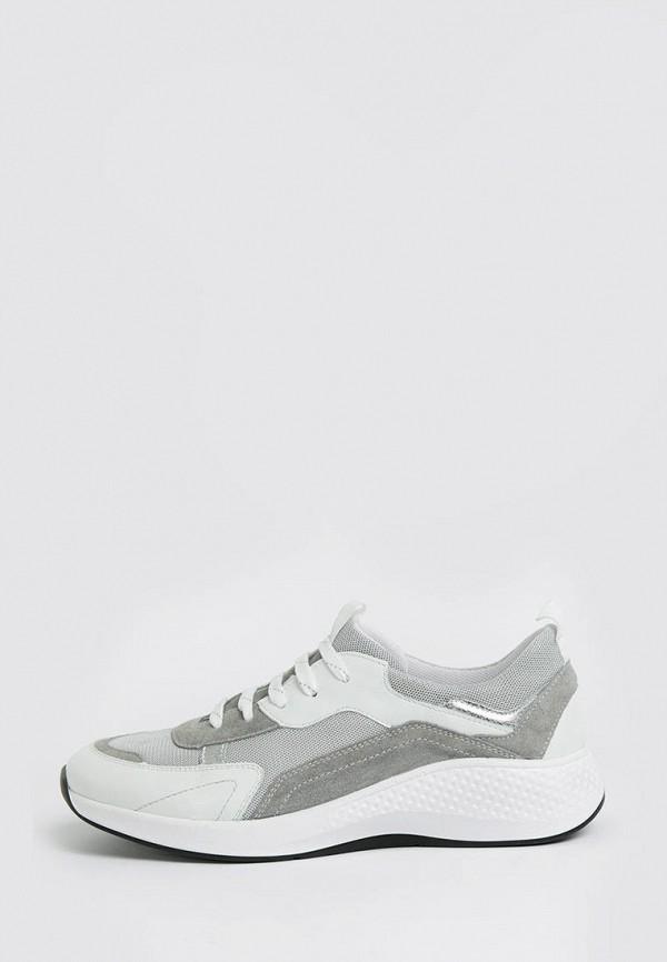 Кроссовки Finn Flare серого цвета