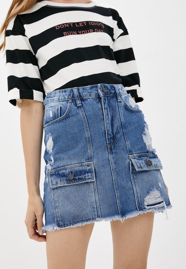 Юбка джинсовая Fadjo