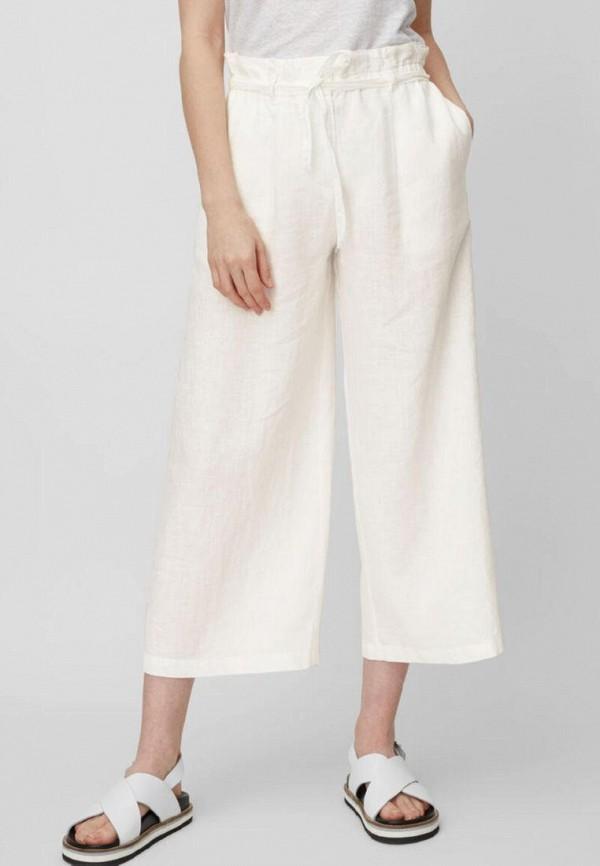 женские брюки marc o'polo, белые