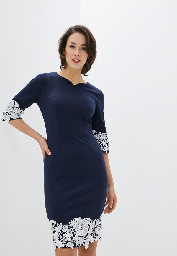 Платье Aelite Aelite  синий фото