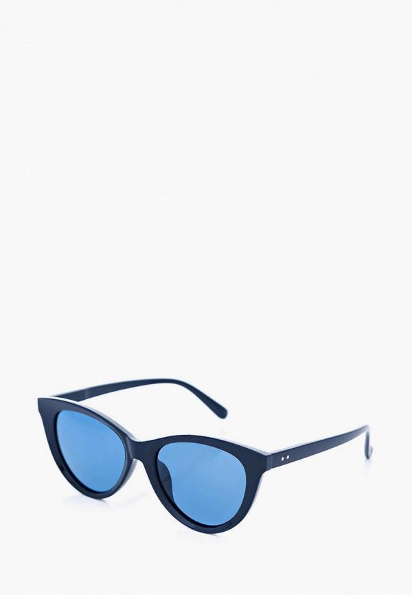 женские солнцезащитные очки luckylook, синие