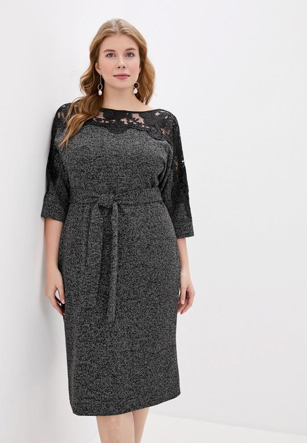 женское платье mankato, черное