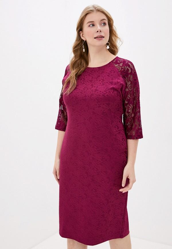 женское платье mankato, фиолетовое
