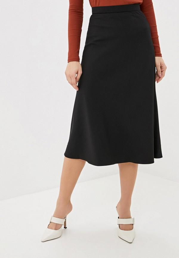 Фото - Женскую юбку Ummami черного цвета