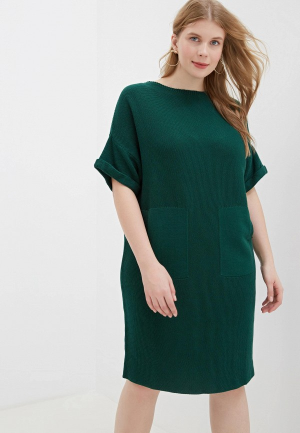 женское платье marytes, зеленое