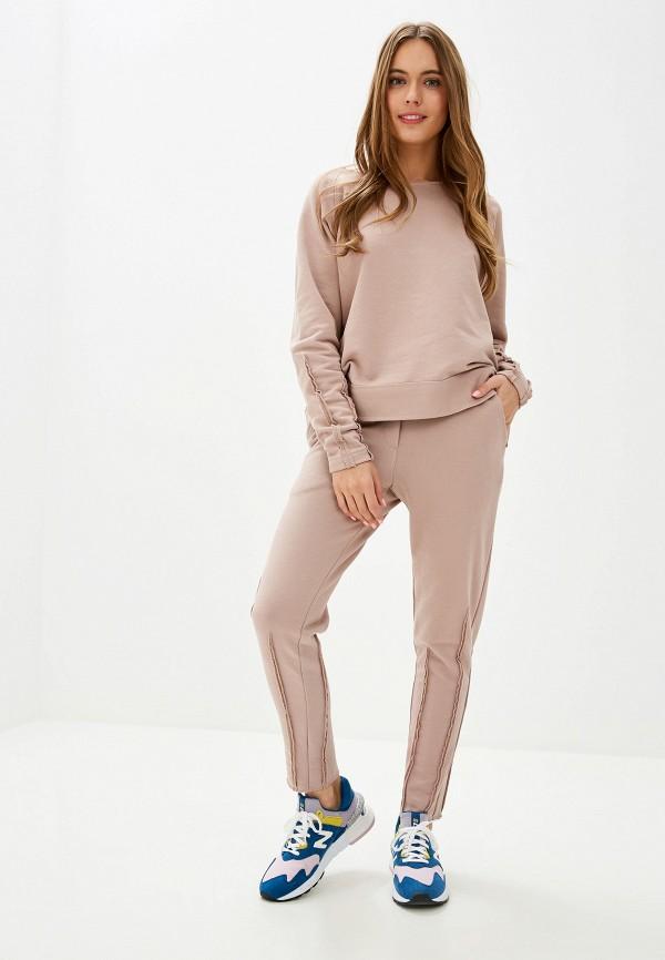 женский спортивный костюм polunina, розовый