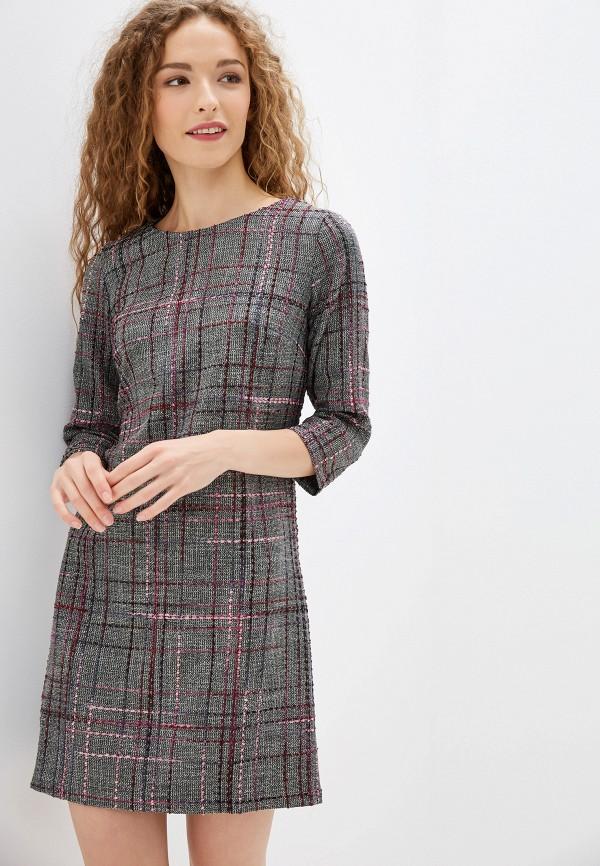 Купить Платье Viserdi серого цвета