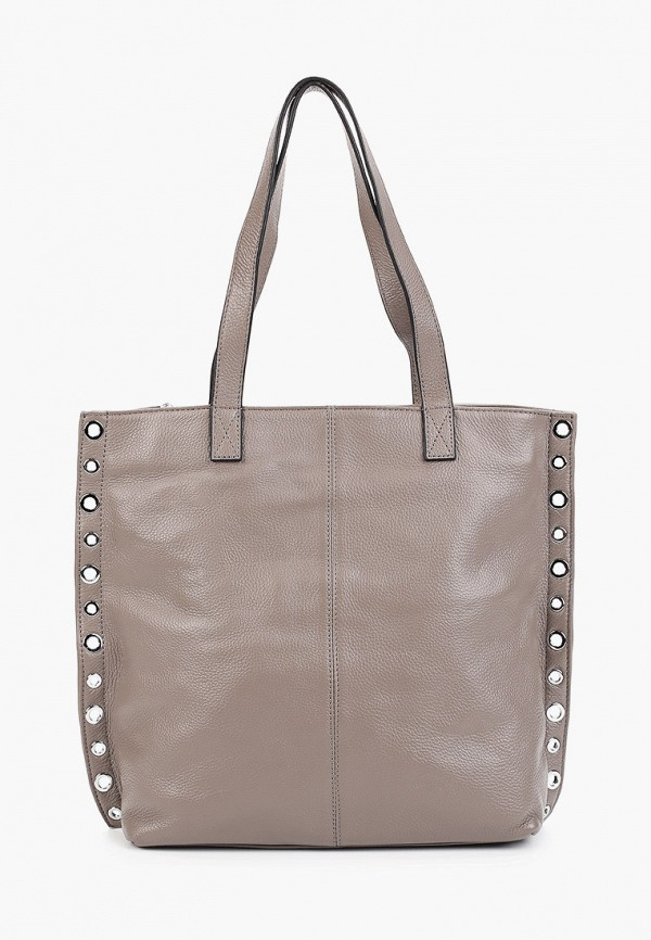 женская сумка shoiberg, серая