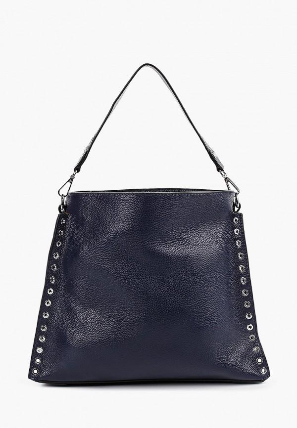 женская сумка shoiberg, синяя