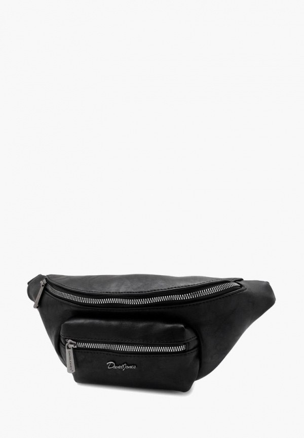 женская сумка david jones, черная