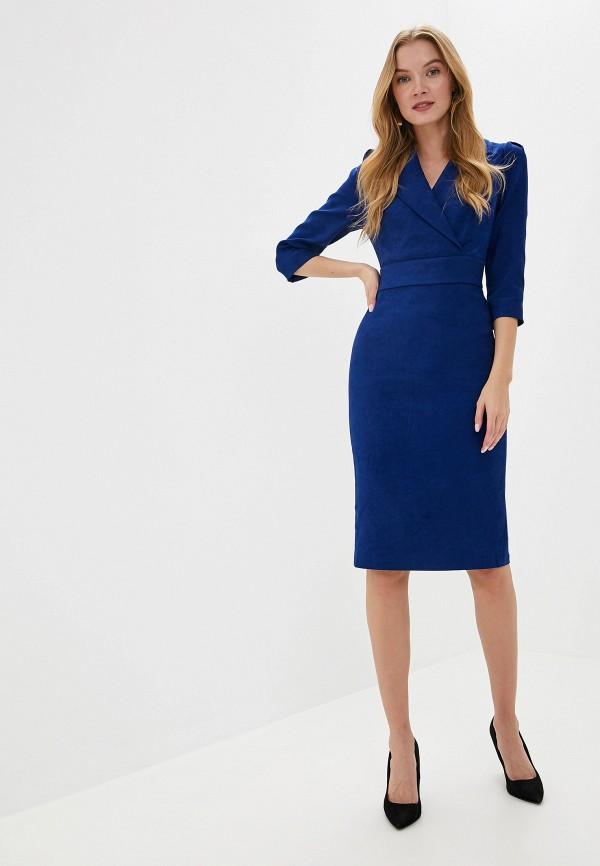 женское платье ruxara, синее
