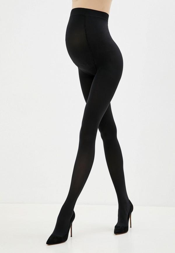 женские колготки calzedonia, черные
