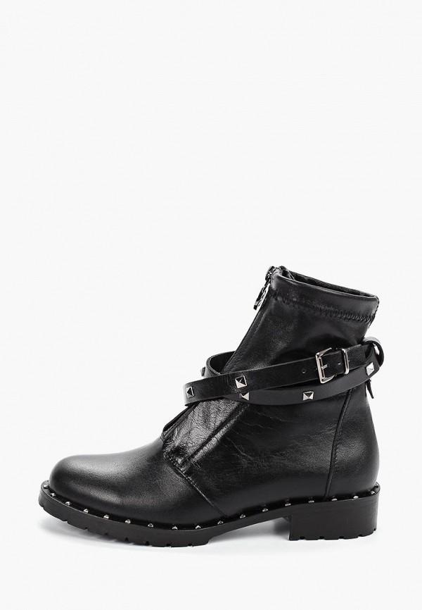женские ботинки gresco, черные